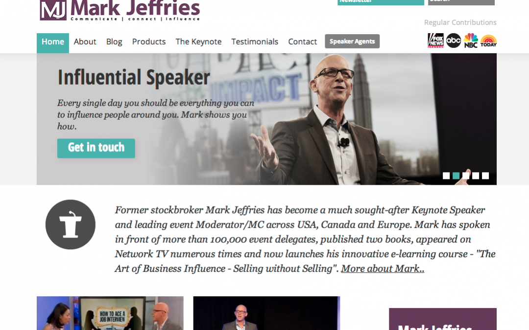 Mark Jeffries